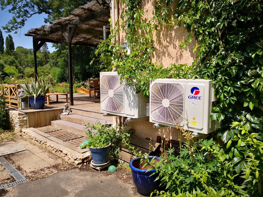 pompe à chaleur B-energie