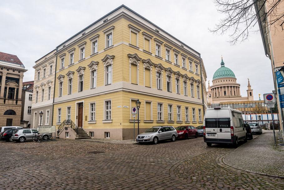 Praxis am Neuen Markt, Potsdam