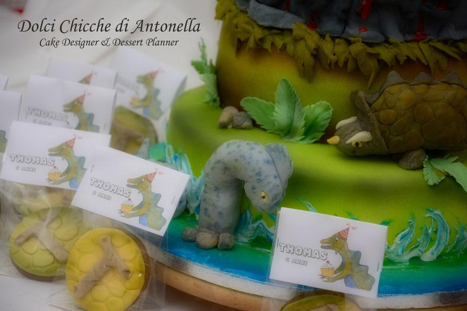 biscotti dinosauro-dolci-la spezia- liguria-feste-eventi