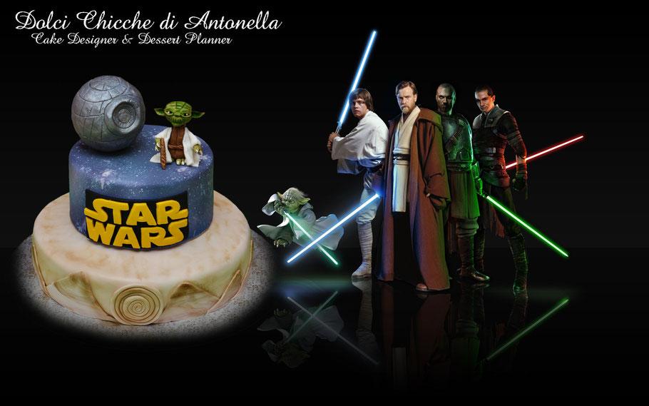 star wars-torte-dolci-la spezia-liguria-compleanno-eventi