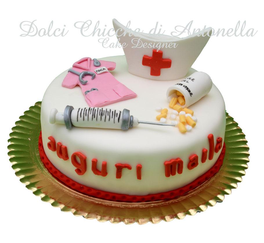 torta infermiere-dolci-la spezia-liguria-compleanno