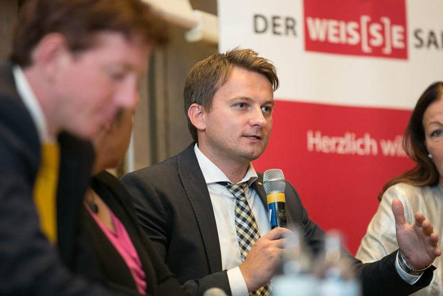 Die Weis[s]e Wirtschaft - Foto: Daniel Hinterramskogler