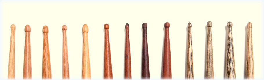 SD Concert Sticks - Schlägel für kleine Trommel von Rohema auf www.paukenschlaegel.com