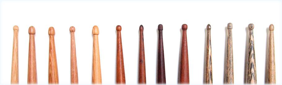 Drumsticks / Schlägel für Kleine Trommel von Rohema