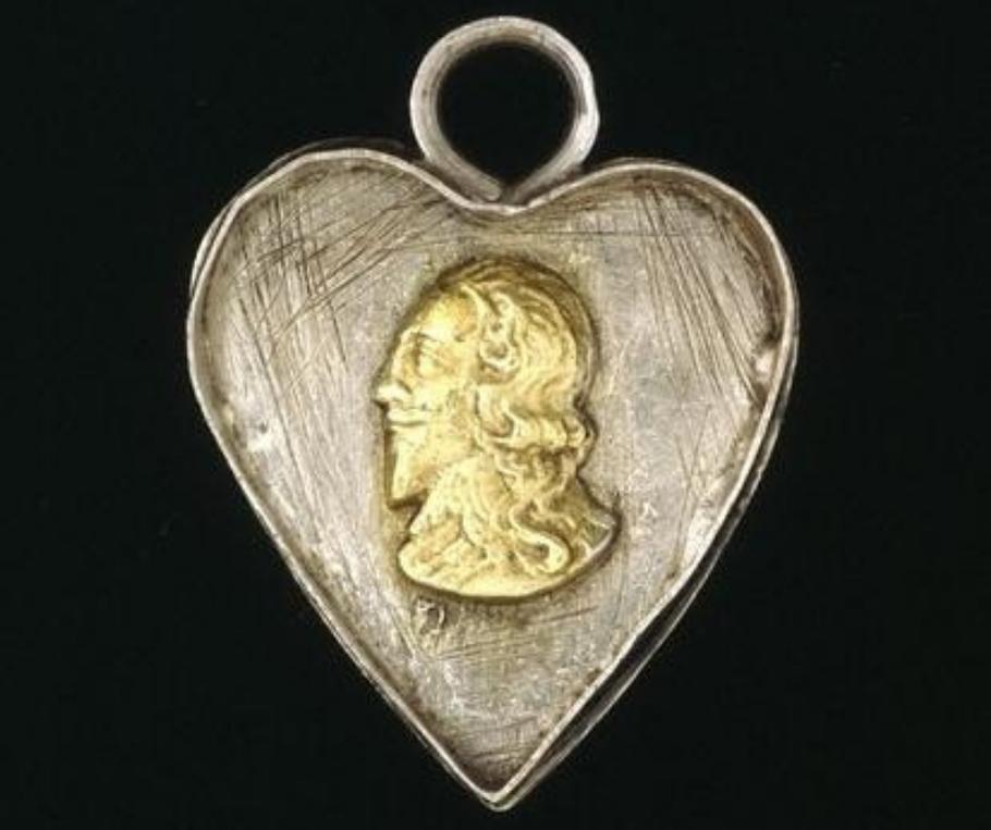 Medaglione del 1600 raffigurante Re Carlo I