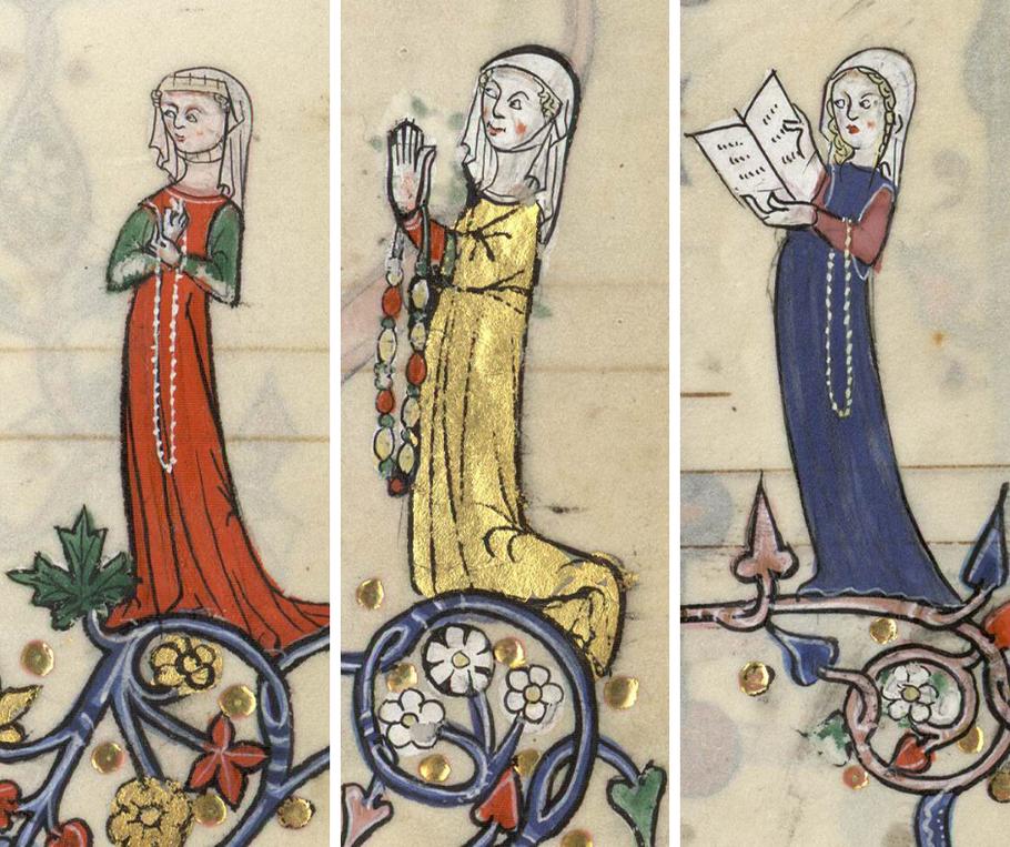 Les Très Riches Heures de Metz  (1300, 1310)