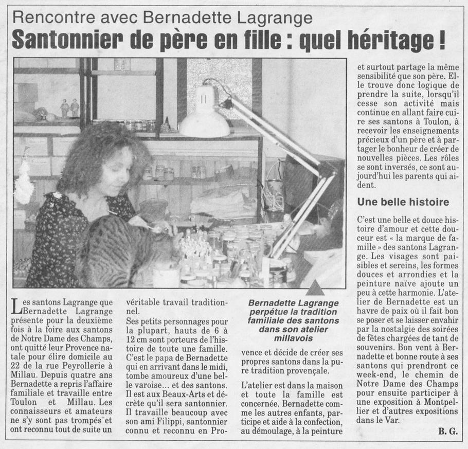 Journal de Millau - 2002-10-24
