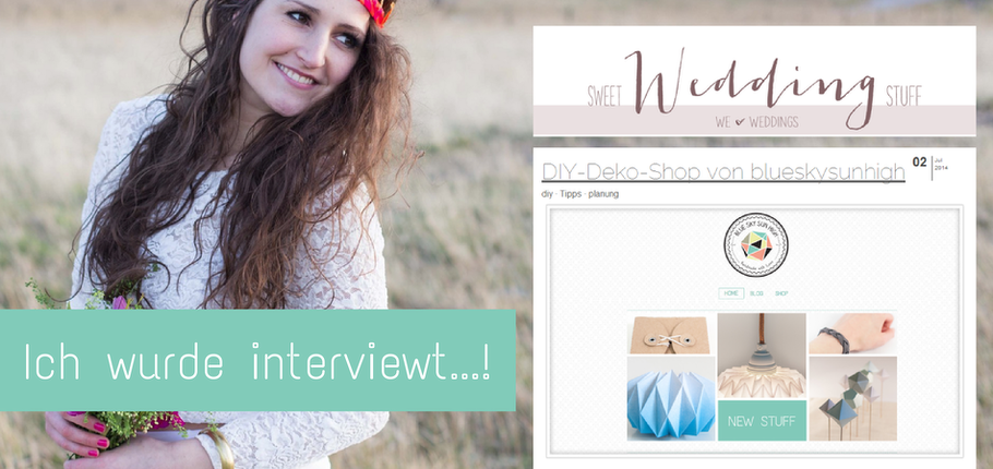 Blogeintrag Interview