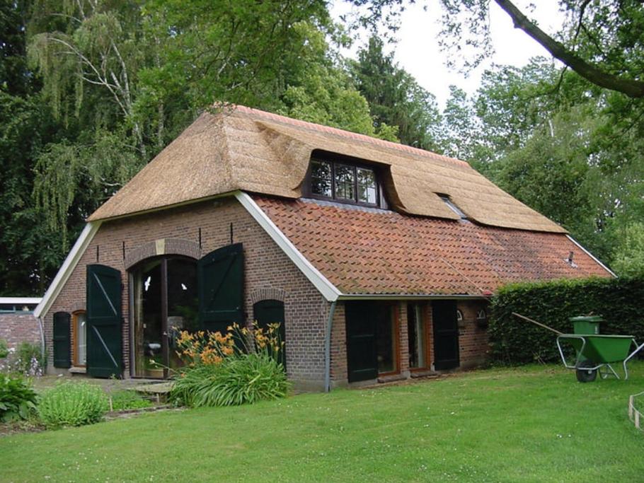 Vorden doorstoppen rieten dak specialist in onderhoud rieten dak