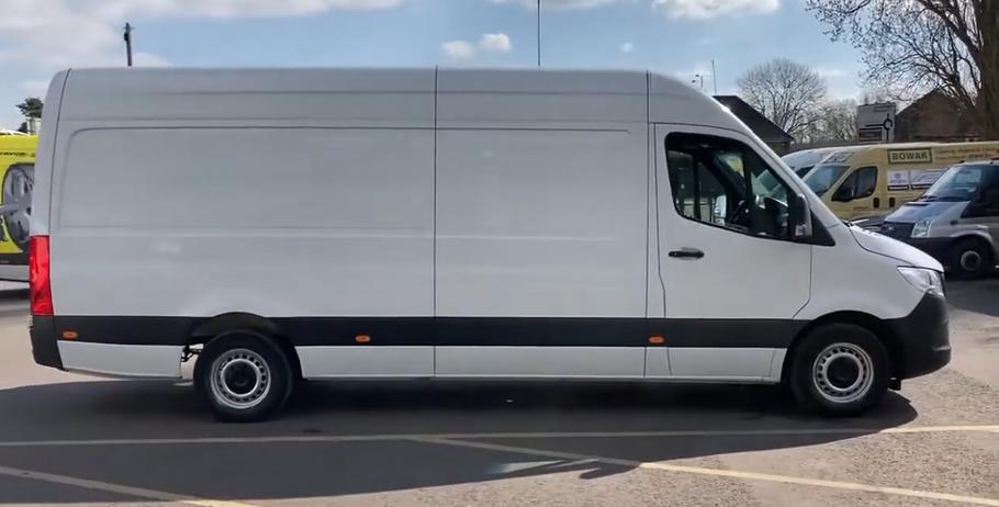Mercedes Sprinter Ankauf