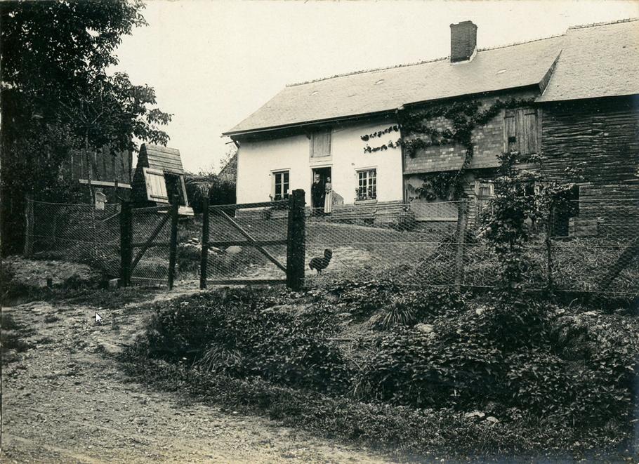 La Planche à Serre - 1906