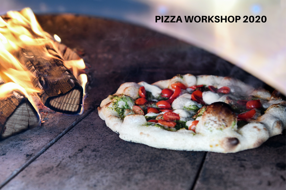 Pizza Workshop im Grillstore Toblach