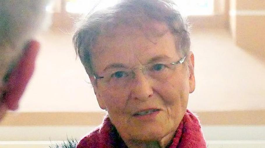 Die Autorin Elisabeth Melzer-Geisler liest im Quickborner Kunstverein