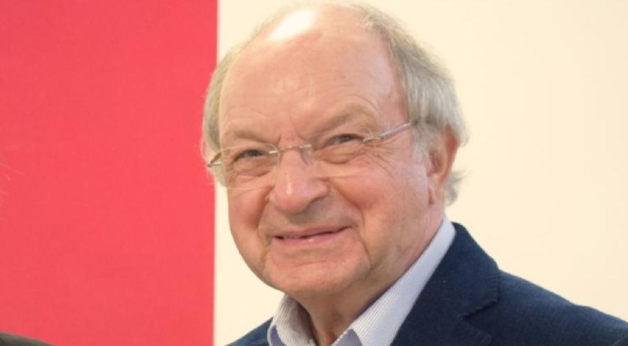 Johannes Schneider feiert heute seinen 80. Geburtstag.