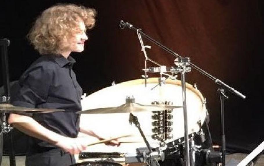 Die Musikschule - hier bei ihrem Auftritt in Boxholm - präsentiert ihr Können