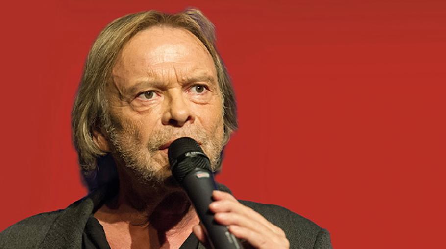 """Volker Lechtenbrink ist in dem Stück """"Leben, so wie ich es mag"""" einer der Stars in dem Theater- und Konzert-Programm der VHS Quickborn."""