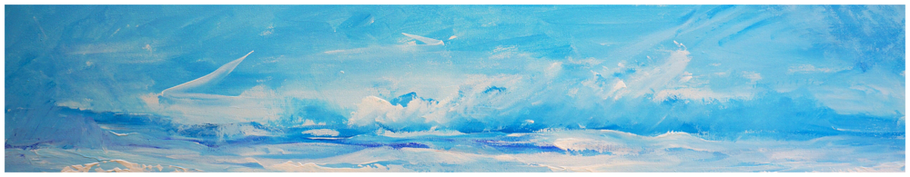 Saint Clair, 100 x 20 cm, Anfang November 20014, Leben am Meer1, Copyright by Martin Uebele
