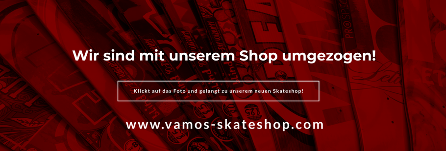 Vamos Skateshop, Skateshop Deutschland, Vamos Skateboards Skateshop, Vamos Shop