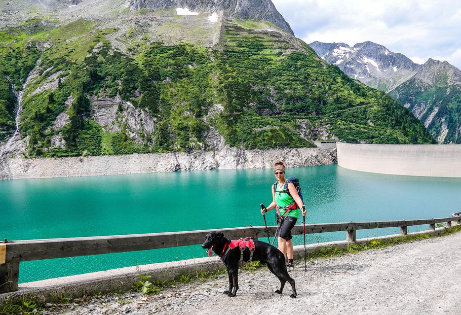 Zillergrund Klein Tibet Hohenaualm Bergurlaub mit Hund Urlaub mit Hund Wandern mit Hund Zillertal Wandern mit Hund, Reisen mit Hund, Urlaub mit Hund, Zillertal