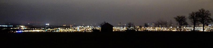 Bild: Erfurt Nacht