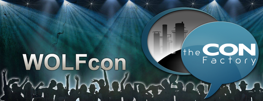 The Con Factory Wolfcon banner