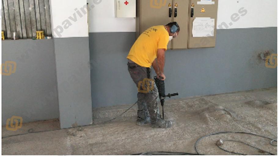 Regularización de un muelle de carga aplicado por Grupo Pavin