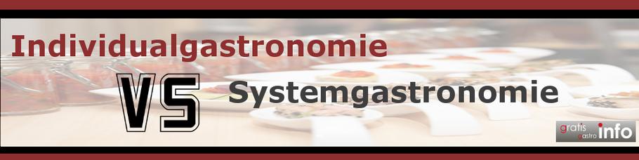 Vor und Nachteile der Sstemgastronomie