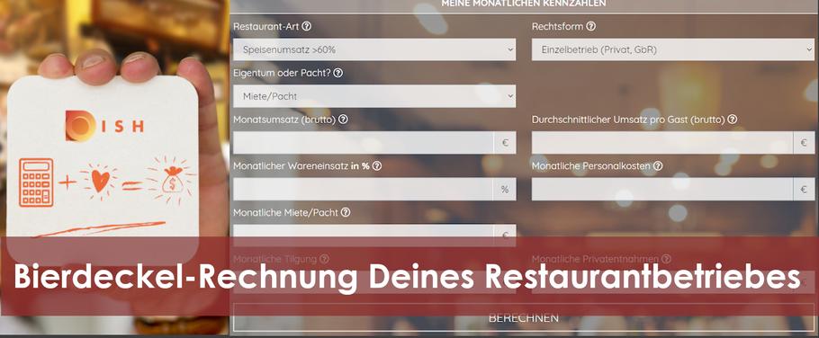 Betriebsvergleich Restaurant