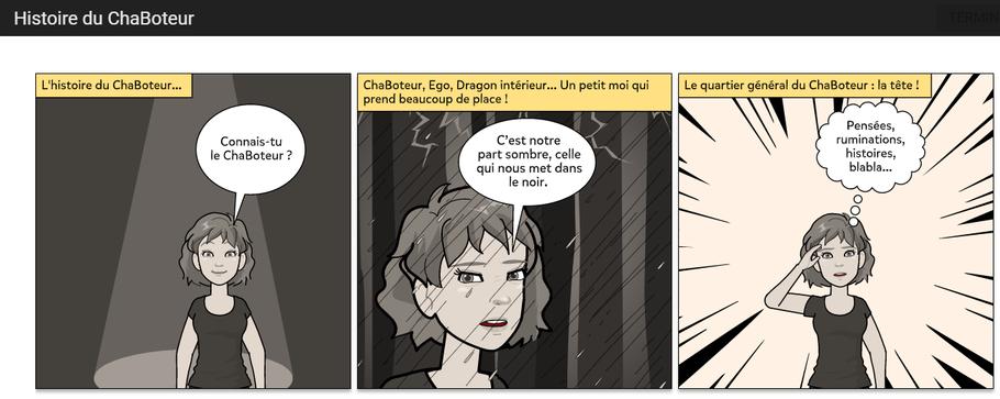 histoire du chaboteur pascale lecoq reveilasoi.com