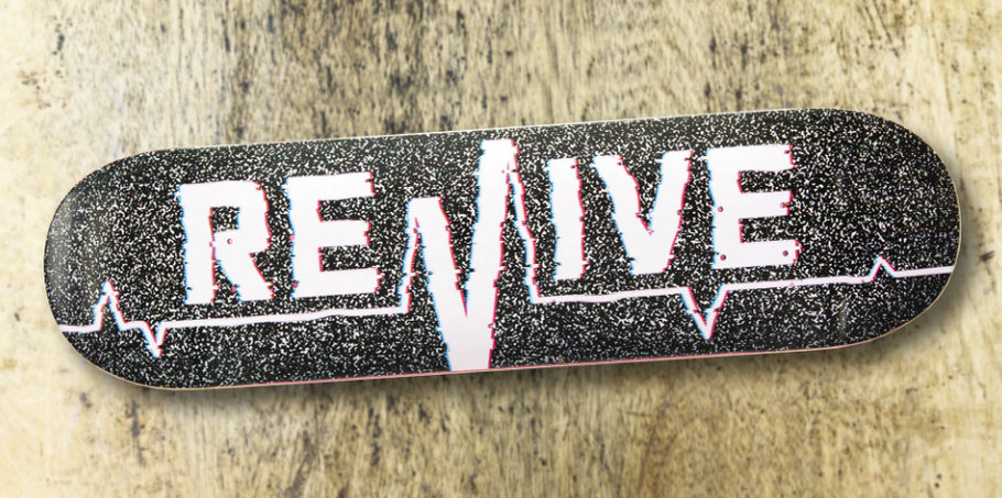 Revive Skateboards Fall 2020 Release - VMS Distribution EUROPE - Revive Skateboards Static Lifeline Deck Now Available in Europe through VMS Skateboard Distribution. Revive Skateboards Static Lifeline Deck aus dem Fall 2020 Release jetzt erhältlich!