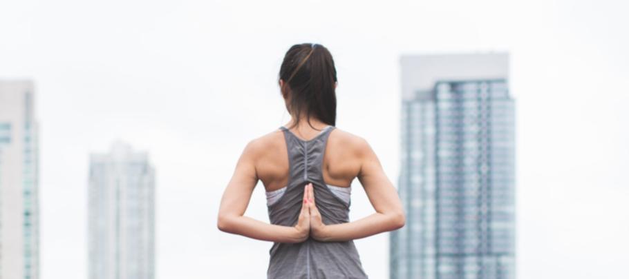 Yoga in Wismar im Yogazentrum. Rücken und Beweglichkeit.
