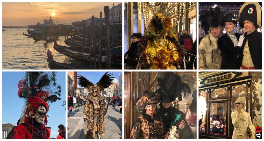 Turismo Tv en Venecia Televisión turística carnaval