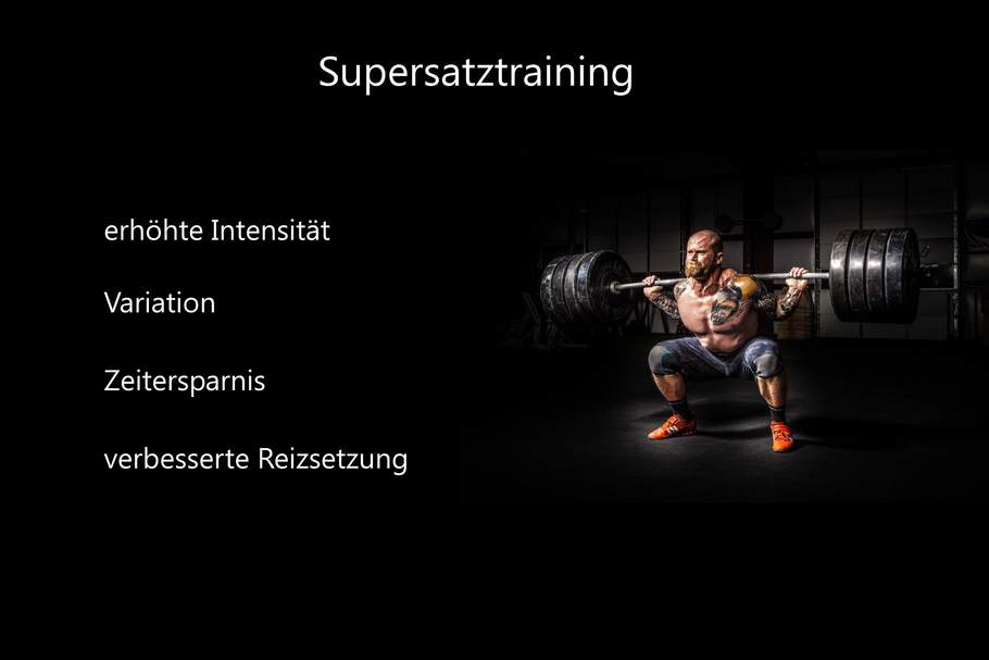 Strandfit Supersatztraining