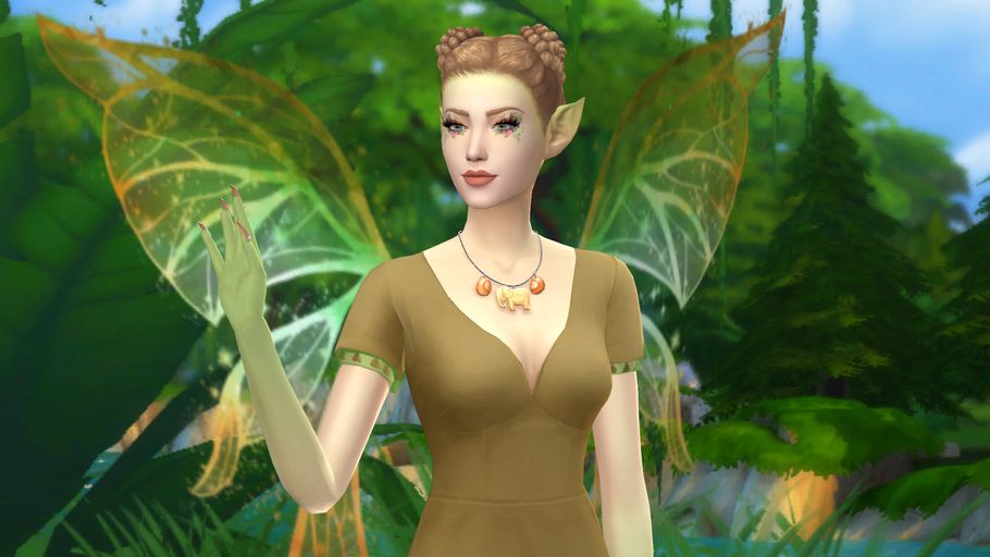 Sims 4, ts4, Supernatural, Magic, Magie, Mittelalter, Medieval, Gestrandet, Castaway, Fantasie, Fantasy, Challenge, Buy Mode, Build, Lot, Fairy, Fee, Witch, Hexe, Mermaid, Meerjungfrau, Elfen, Elves, Sims, Child, Toddler, CAS, Gameplay, Story