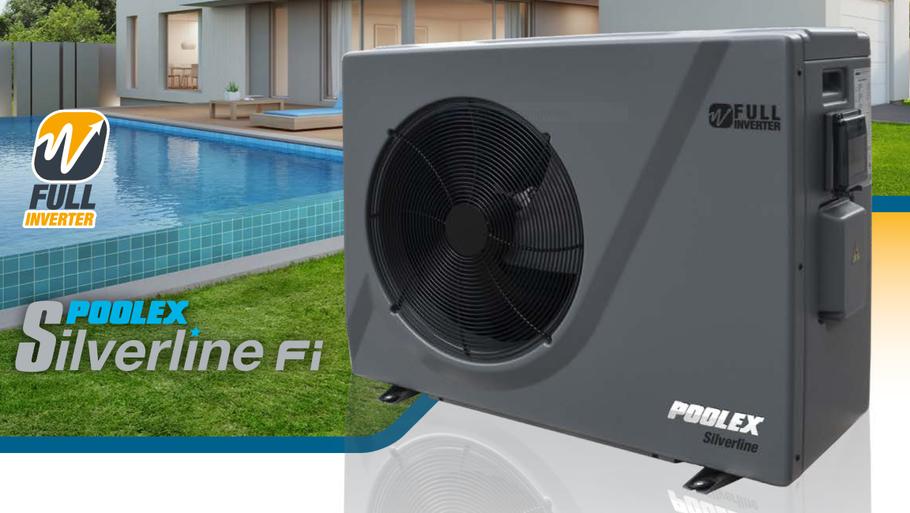 Pompe di calore per piscine Silverline FI