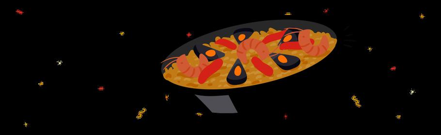 Soirée paella, réservez en ligne