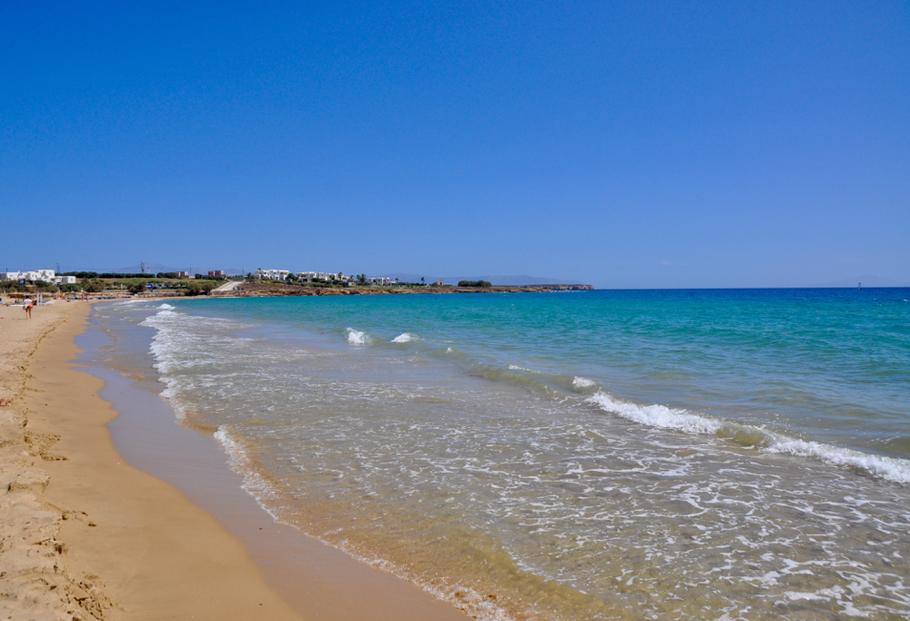 Paros Golden Beach Bericht