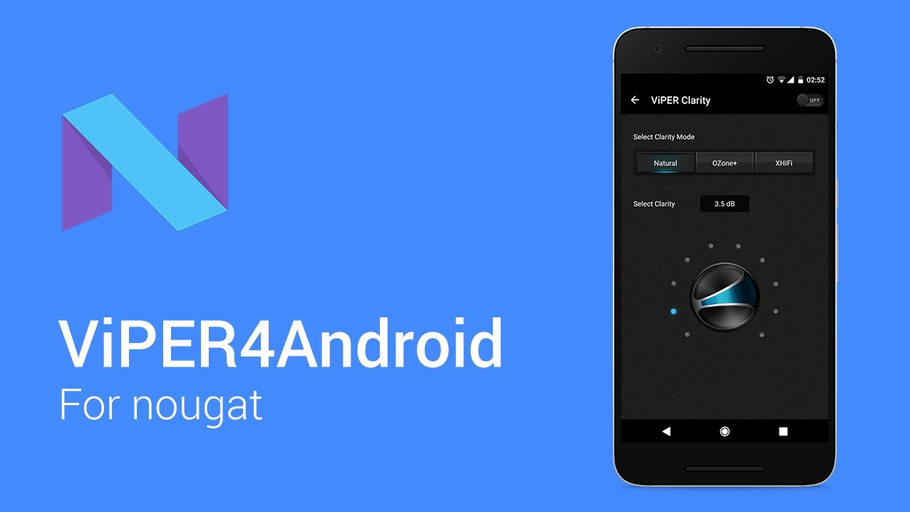 How to install Viper4android FX APK without root the system