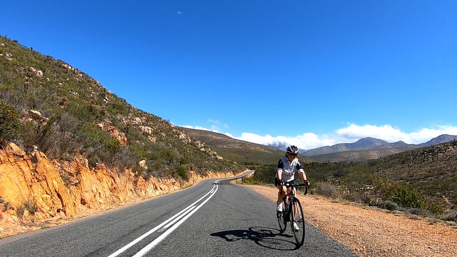 Traumhafte Landschaften entlang der südafrikanischen Garden Route per Rad erleben