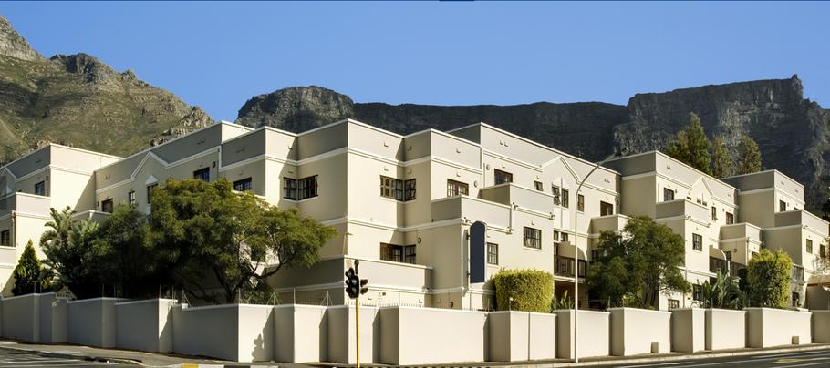 Unterkunft bei der Radreise 2020 Kapstadt: das Best Western Cape Suites Hotel