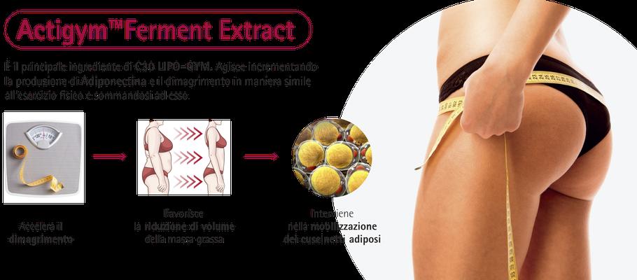 C30 LipoGym Histomer dimagrimento cellulite drenare perdere peso