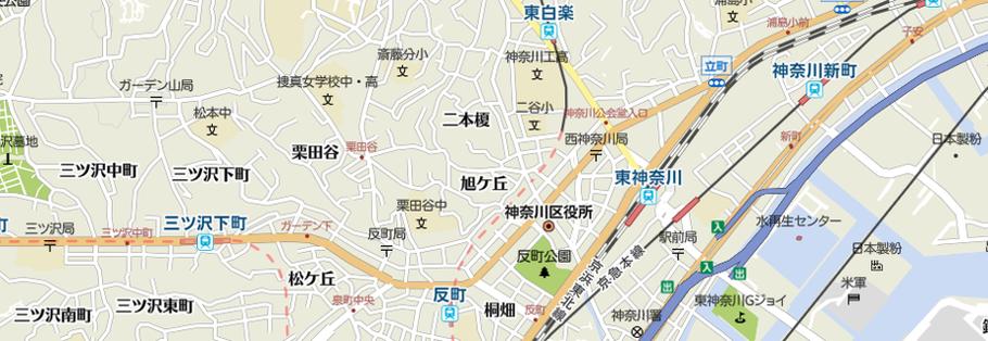 マピオン地図