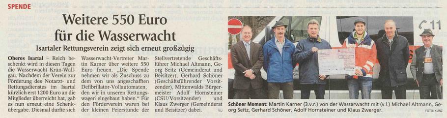 Garmisch-Partenkirchner Tagblatt vom 19.12.2016