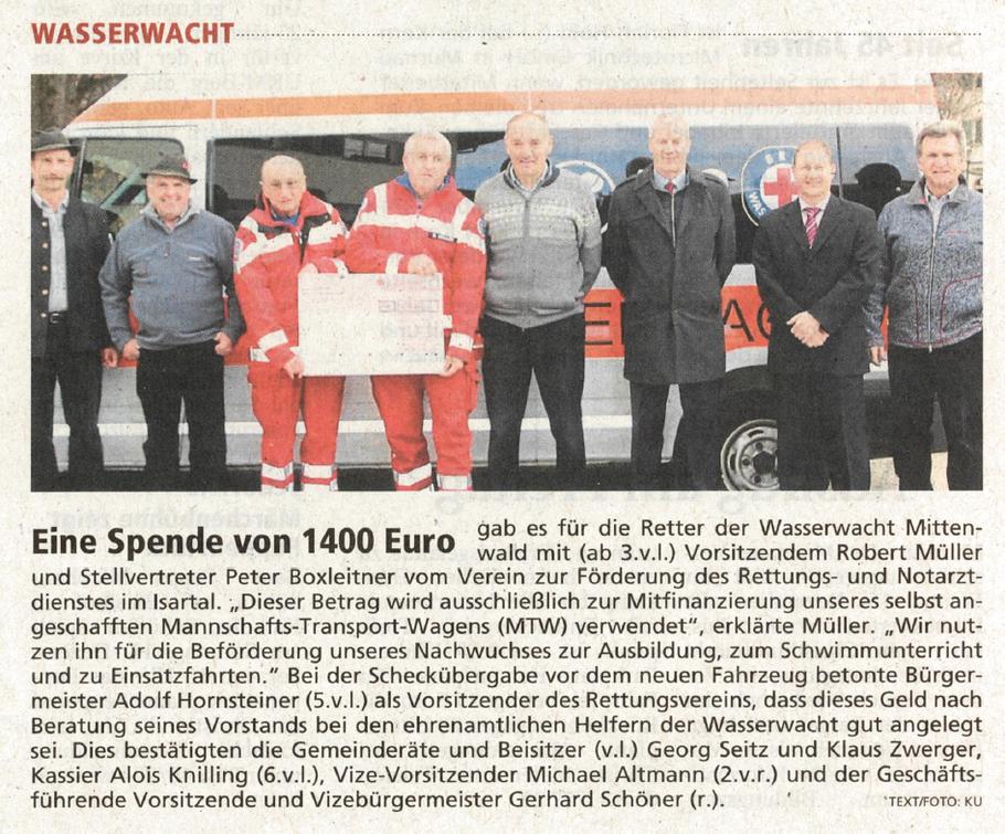 Garmisch-Partenkirchner Tagblatt vom 15.12.2016