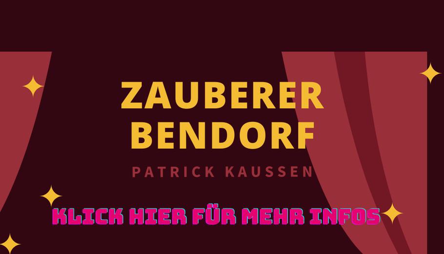 Zauberkunst Patrick Kaußen Bendorf am Rhein Idee Feier Firmenfeier