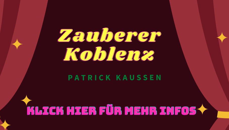 Zauberer-Koblenz-Patrick-Kaussen Idee Feier