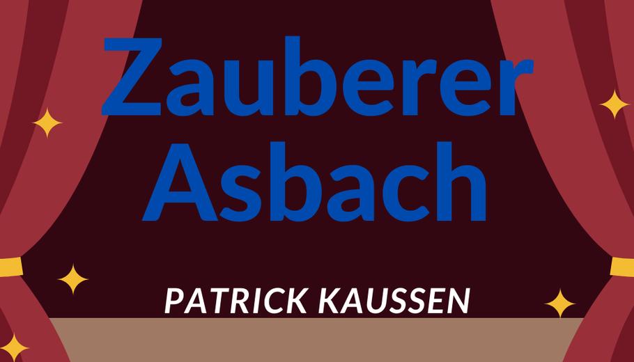 Zauberkunst Patrick Kaußen Asbach/Westerwald Idee Feier Betriebsfeier Firmenfeier Event