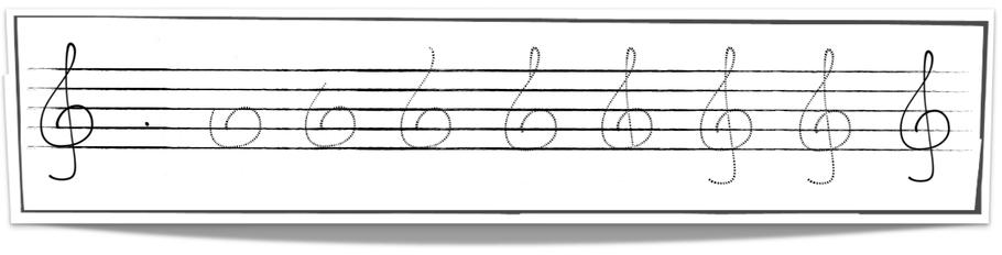 LA CLAVE DE SOL - Página web de ostinatomusicclass