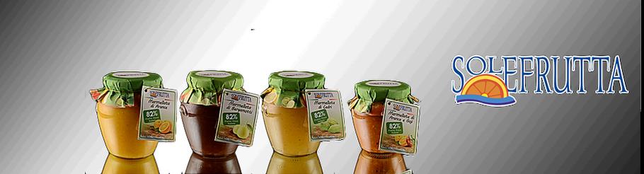 Marmelade Kalabrien Solefrutta Fruchtaufstrich Solefrutta Marmelatta Solefrutta Confettura Calabria Kalabrien Sybari Orange Limone Zitrone Bergamottee 82% Frucht Zucker Sibari BIO