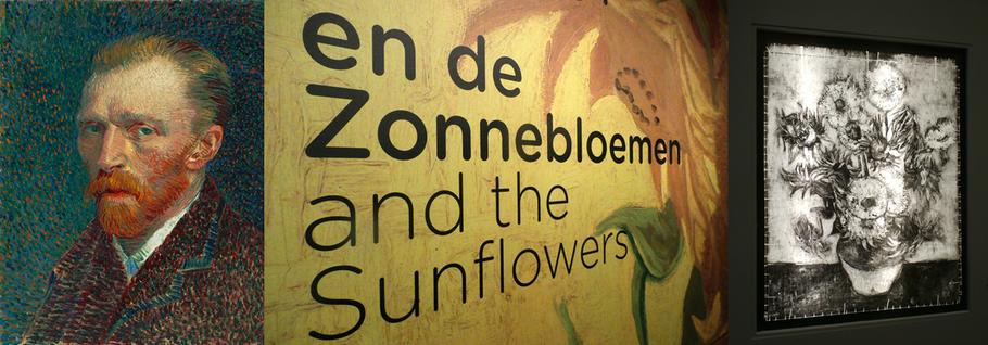 Hello Radio Podcast over Van Gogh en de Zonnebloemen - helloradio.eu